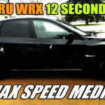 Subaru WRX 12 Second Pass