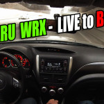 Subaru WRX Live to Boost