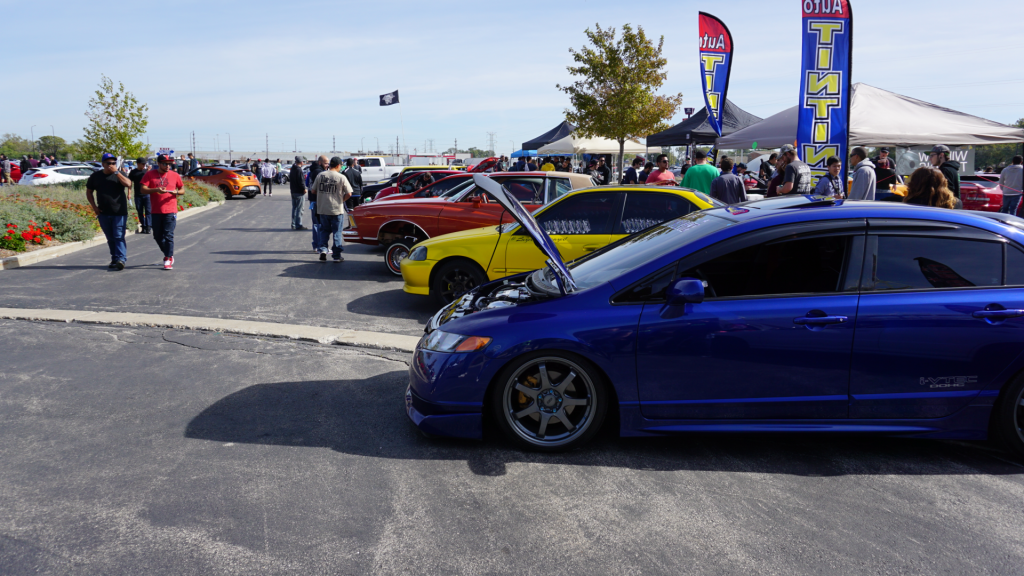 Paul Walker Memorial Car Meet 2015