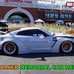 Paul Walker Memorial Car Meet 2015