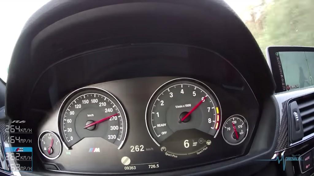 Yamaha R6 vs BMW M4 Coupe