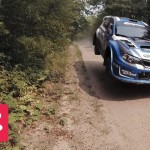 Subaru WRX Rally in 360° Peer-Thru Technology