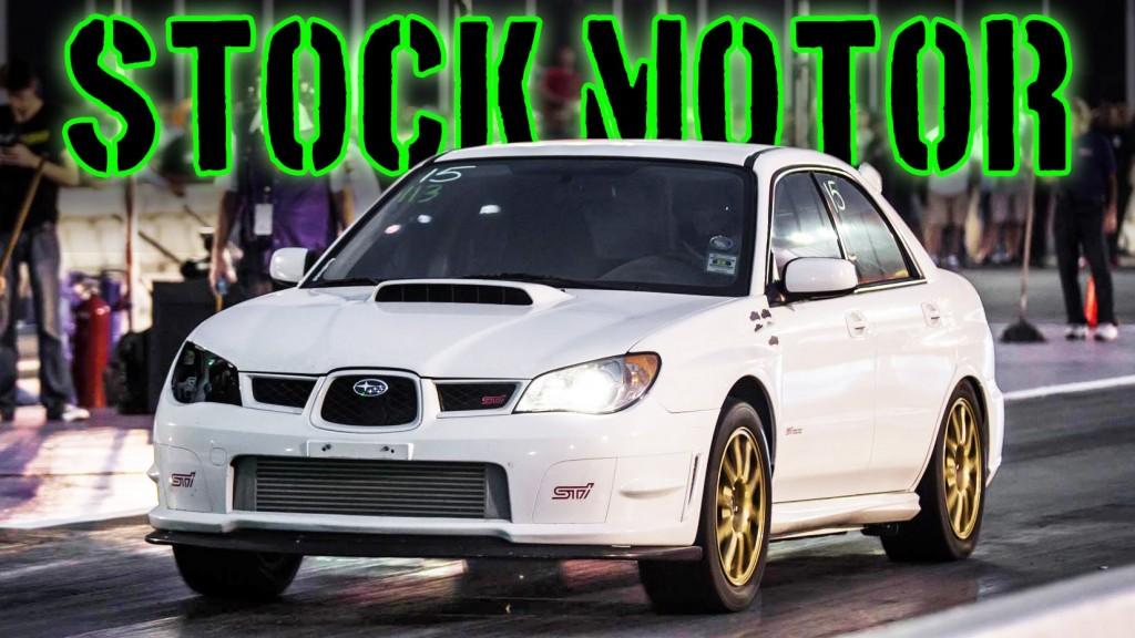 Subaru-WRX-STi-10-Second-Blast-Video Featured