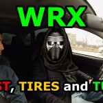 WRX Boost, Tires and Turns