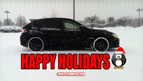 Happy Holidays 2016 Mazda Miata 240SX and Pit Bikes